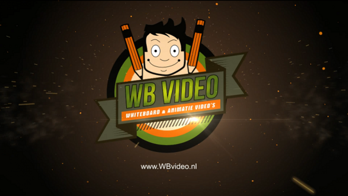 logo animatie wb video